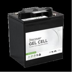 Discover EV506G-180 Гелевый тяговый аккумулятор