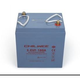 Chilwee 3-EVF-180A Гелевый тяговый аккумулятор