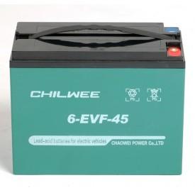Chilwee 6-EVF-45 Гелевый тяговый аккумулятор