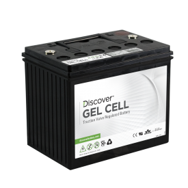 Discover EV512G-050 Гелевый тяговый аккумулятор