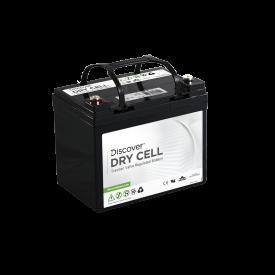 Discover EVU1A-A Dry Cell тяговый аккумулятор