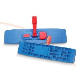 EMT40 Держатель мопов, 40х11 см, пластик, синий