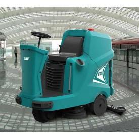 Аккумуляторная поломоечная машина TVX T130 с местом для оператора