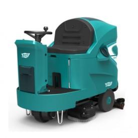 Аккумуляторная поломоечная машина с местом для оператора TVX T150/85 R