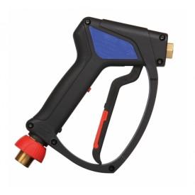 Пистолет SG35 с вращающейся муфтой, 350bar, 45l/min, вход-M22х1,5вращ.внеш, выход-1/4внут