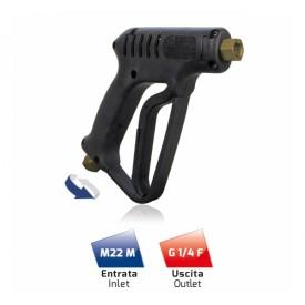 Пистолет ASTRA 350bar, 45l/min, вход-M22х1,5внеш, выход-1/4внут