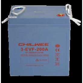 Chilwee 3-EVF-200A Гелевый тяговый аккумулятор