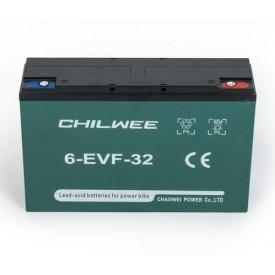 Chilwee 6-EVF-32 Гелевый тяговый аккумулятор