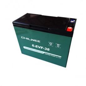 Chilwee 6-EVF-38 Гелевый тяговый аккумулятор