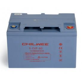 Chilwee 6-EVF-60 Гелевый тяговый аккумулятор