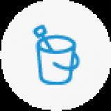 Уборочные тележки и ведра (1)
